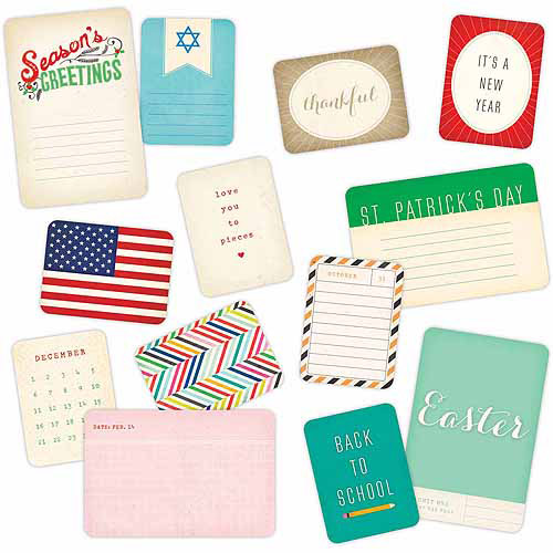 American Crafts Project Life Mini Kit