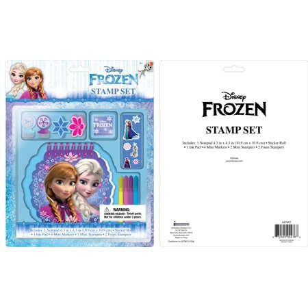 Halloween Frozen Stamp Kit