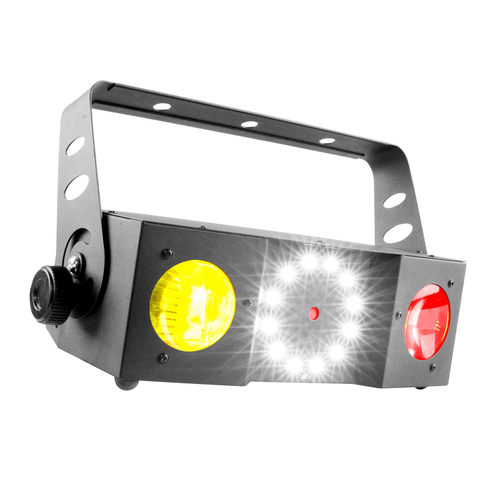 Chauvet DJ Swarm 4 FX DMX Dual LED Moonflower RGBA Light Effect w Strobe & Laser by Chauvet Dj