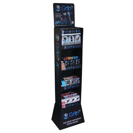 - Gripit Full Floor Stock Display