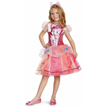 PINKIE PIE DELUXE - My Little Pony Pinkie Pie Costume