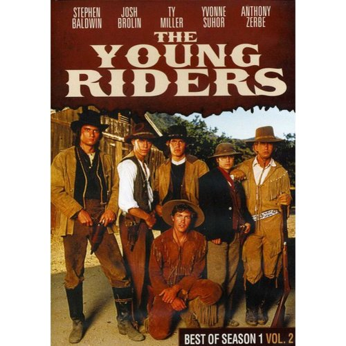 The Young Riders: Best Of Season 1, Vol. 2