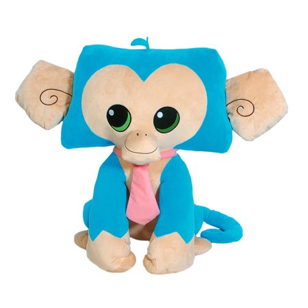 - Animal Jam -14 Inch Plush Blue Monkey by Fiesta
