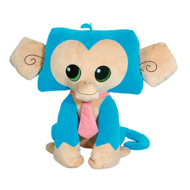 Animal Jam -14 Inch Plush Blue Monkey by Fiesta - Walmart ...