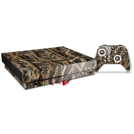 Video Game Accessories Wraptorcamo Grassy Marsh Camo Skin For Xbox One Controller Video Games & Consoles