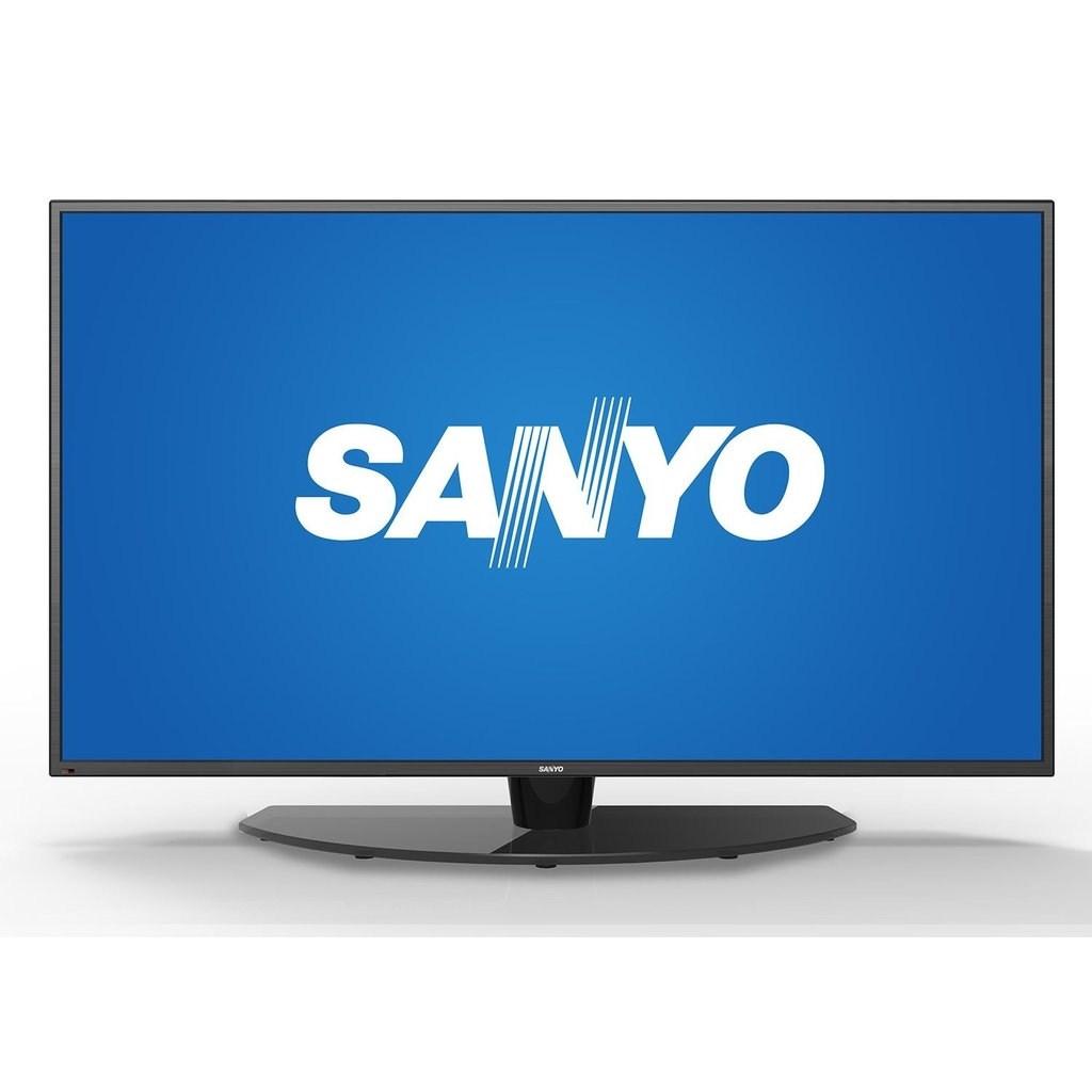 "SANYO FVD40R4 1080p 40"" LED TV, Black  (Certified Refurbished)"