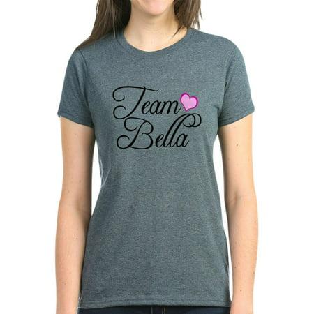 a97ae447e976d CafePress - Team Bella - Women s Dark T-Shirt - Walmart.com