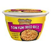 Golden Star Tom Yum Fried Rice Bowl 6.35 oz.