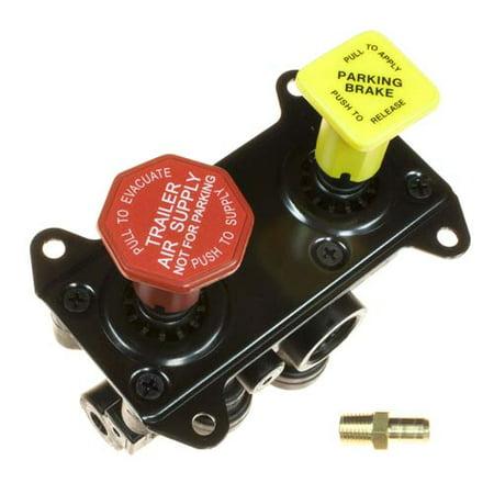 MV3 DASH CONTROL VALVE MODULE - MV-3 - TRAILER PARKING BRAKE - REP 800516 (Anti Lock Brake Control Module)