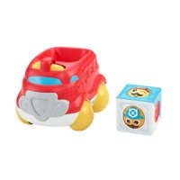 Fisher-Price Roller Blocks Fire Truck