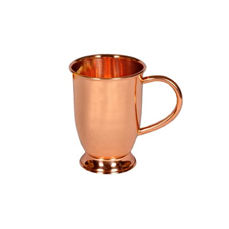 Alchemade 16 oz. Pure Copper Barrel And Base Moscow Mule (Copper Barrel Racer)
