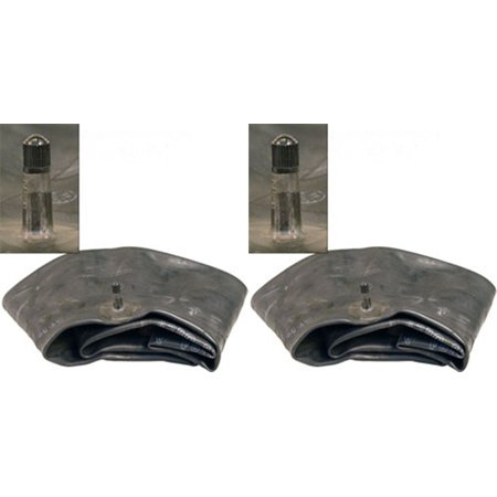 Set of Two 15X6.00-6 Lawn Tire Inner Tube 15x6x6 TR13 Lawn Mower tractor tire (Lawn Mower Tire Tube 20x10)