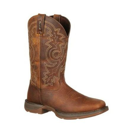 Men's Durango Boot DB4443 Rebel Pull-On Western Cowboy