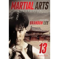 Martial Arts Collection: 13 Movies (DVD)