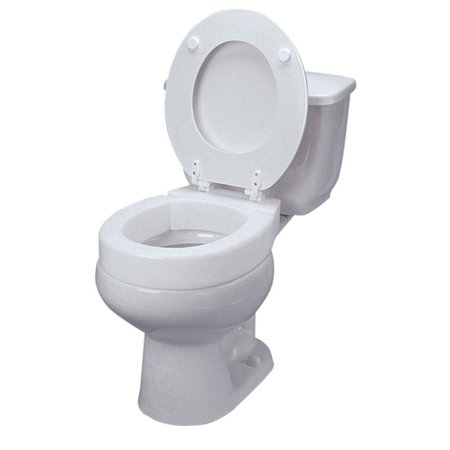 Phenomenal Flip Up Toilet Seat Riser Hinged Toilet Seat Lift Riser Simply Easy To Install Hinged Raised Toilet Seat Pdpeps Interior Chair Design Pdpepsorg
