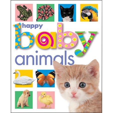 Happy Baby: Animals - Happy Tree Clean Animals