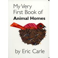 My Very 1st Book of Animal Homes (Board Book)