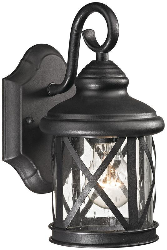 Boston Harbor LT-H01 Porch Light Fixture, 60 W, 1 Lamp by Boston Harbor