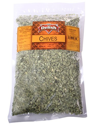 Its Delish Dehydrated Green Chives, 15 lbs by Its Delish