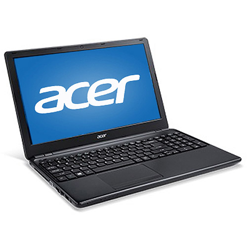 "Acer Refurbished Black Aspire 15.6"" E1-572-6 Laptop PC with Intel Core i5-4200U Dual-Core Processor, 6GB Memory, 1TB Hard Drive and Windows 8.1"