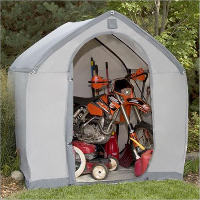 Heat Wave Extra-Large Portable Storage Shed