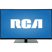 "RCA LED50B45RQ 50"" 1080p 60Hz HD LED TV - 2 x HDMI, 3D Digital Comb Filter, 8ms frame response, Dynamic Contrast: 5000:1"