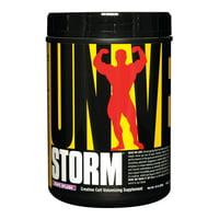 Universal Nutrition Storm Creatine Powder, Grape, 80 Servings