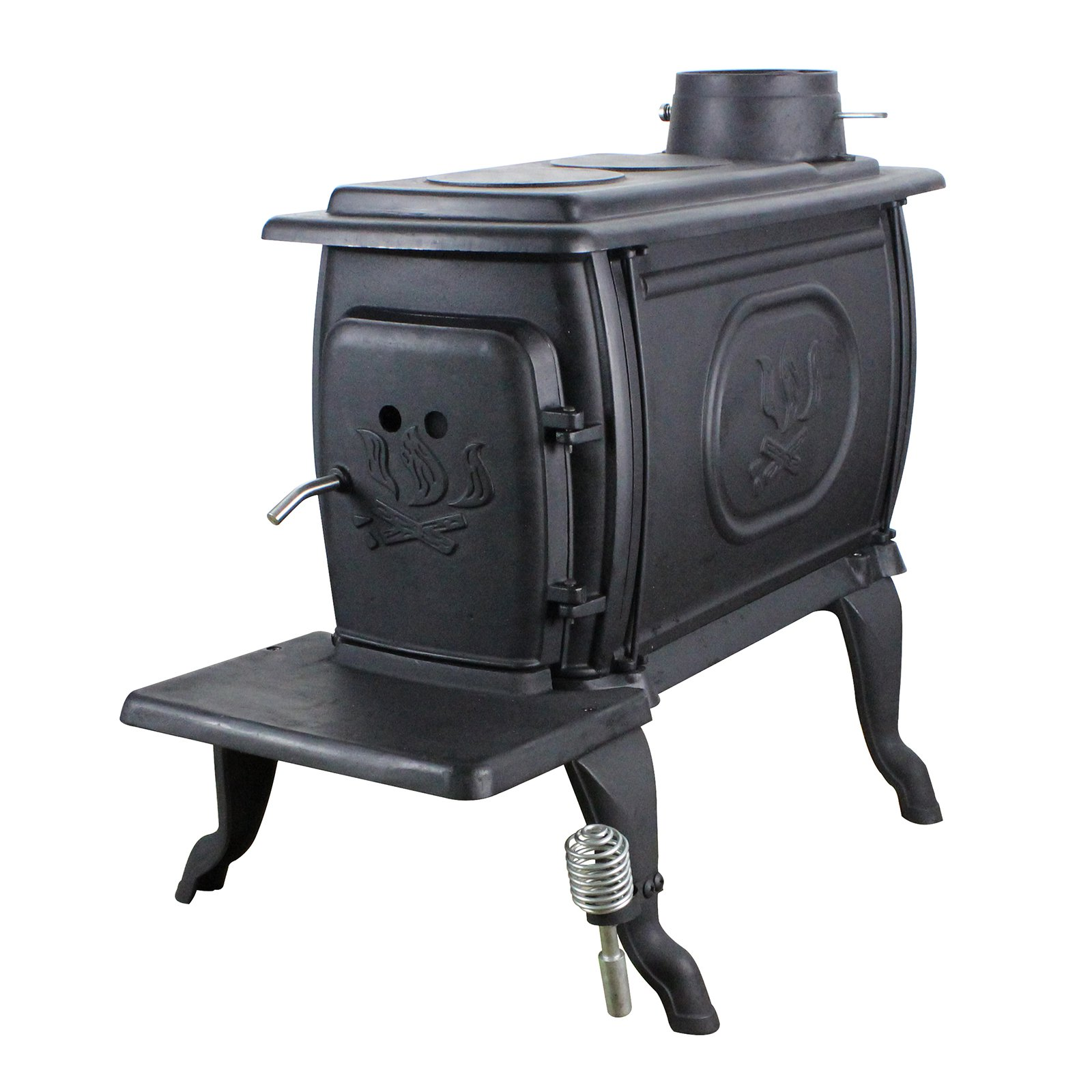 US Stove EPA Certified Cast Iron Logwood Stove