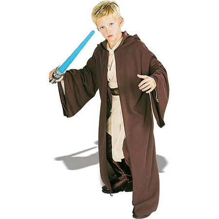 Dog Jedi Costume (Deluxe Jedi Robe Child Halloween)