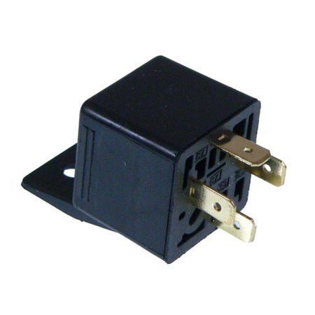 DB Electrical SSW2819 Relay Universal 4 Pin -40 Amp Continous Duty, 12 Volts, 90 Ohms For Bosch 0-332-019-110