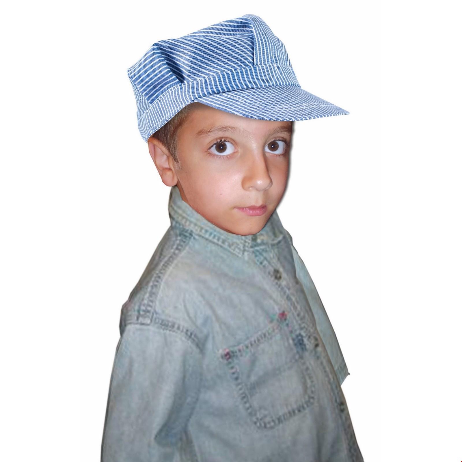 Child Deluxe Engineer Hat