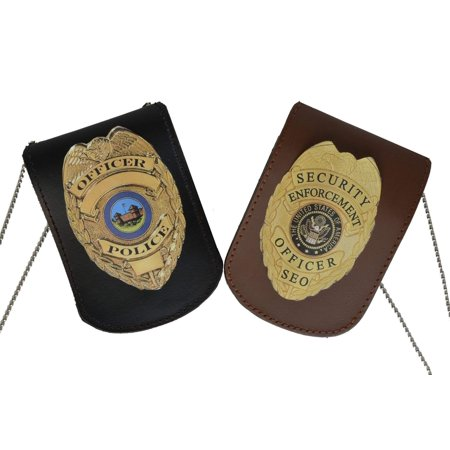 I.D. and Badge Holder (Marshal Badge)