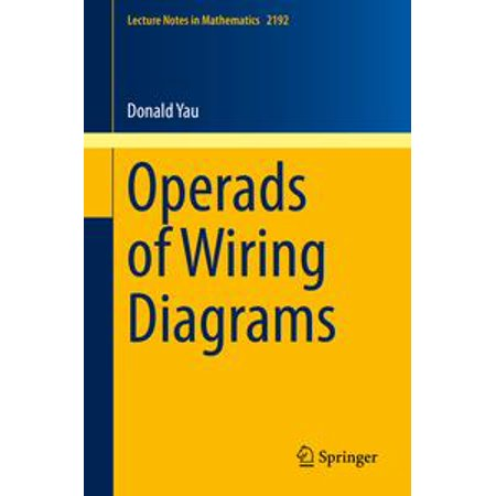 Venn Diagram Math - Operads of Wiring Diagrams - eBook