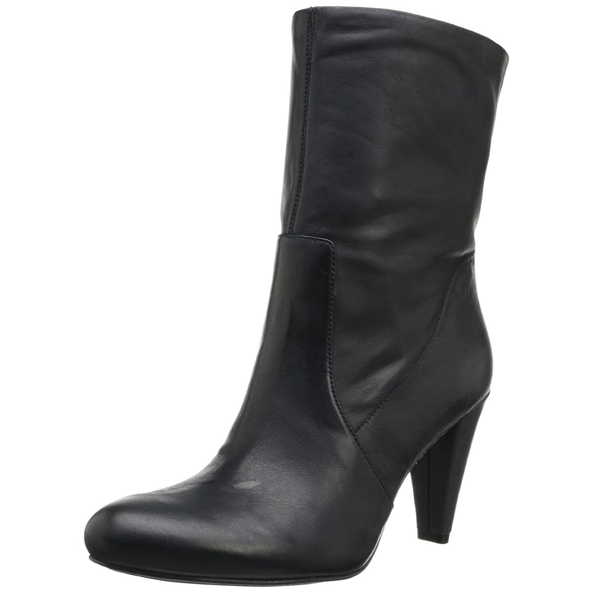 Ecco Pawi Womens Black Boots