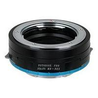 Fotodiox MD-SnyE-P-Shift Pro Lens Mount Shift Adapter - Minolta Rokkor SLR Lens To Sony Alpha E-Mount Mirrorless Camera Body