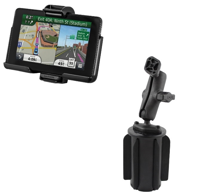 RAM Heavy Duty Car Suv Portable Cup Holder Mount for Garm...