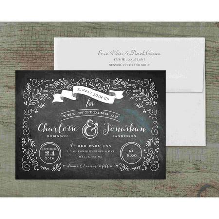 Garden Scroll Deluxe Wedding -