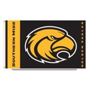 Bsi Products 95065 3 Ft.  X 5 Ft.  Flag W/Grommets - Southern Miss Golden Eagles