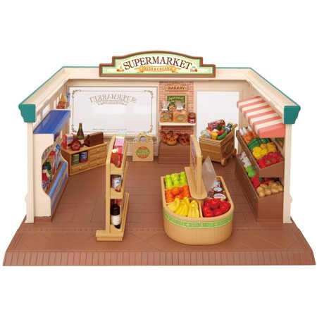 International Playthings Calico Critters Supermarket