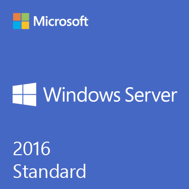 Windows Server Standard 2016 16-core