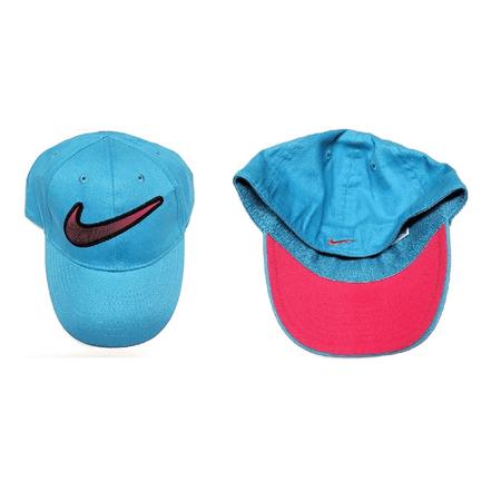 NIKE Baseball Cap Little Girl s Size 4 6X C Blue 006ebac83fc
