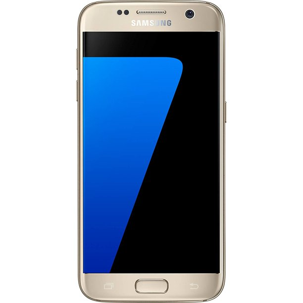 Samsung S7 G930 32GB Unlocked GSM Smartphone - GOLD (Certified Refurbished)