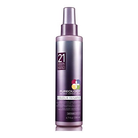 Pureology Colour Fanatic Multi-Tasking Hair Beautifier Treatment, 6.7 (The Best Treatment For Frizzy Hair)