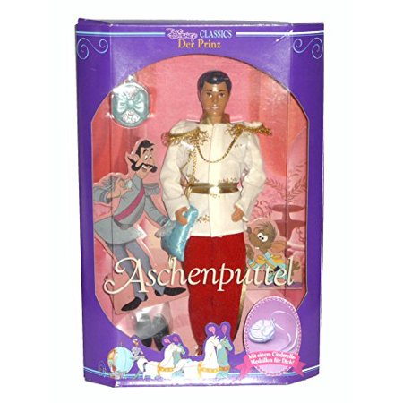 Prince Charming Disney Classic with Shoe and Locket (1991)