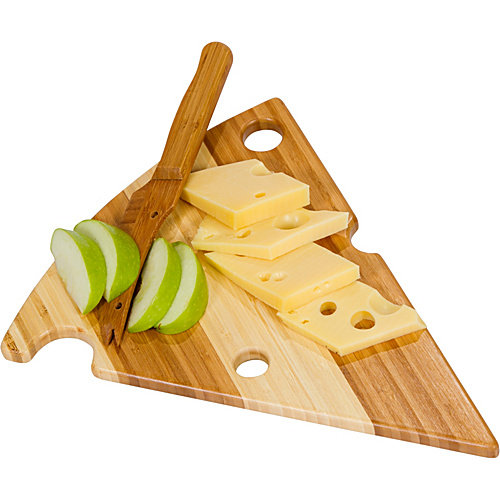 Picnic Plus Alpine Bamboo Cutting Board