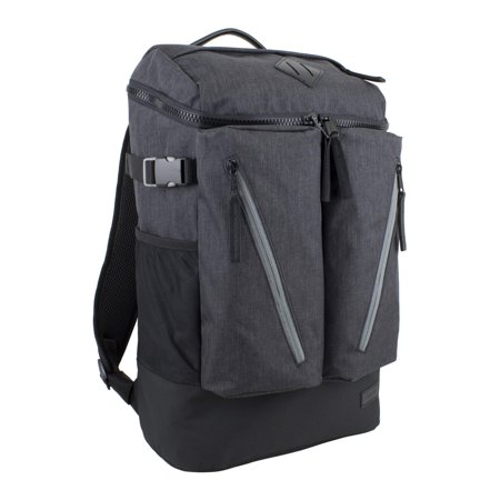 Fuel Dual Chambray Impact Backpack with Multiple