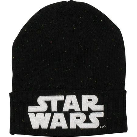 (Star Wars Name Knit Cuff Beanie)