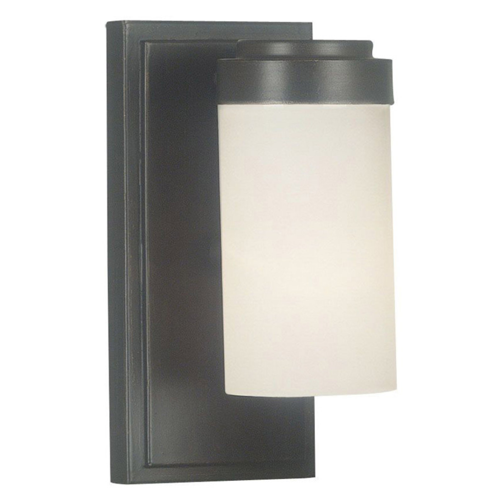 Kenroy Home 91761SBZ Toronto 1-Light Sconce - 5W in. Satin Bronze