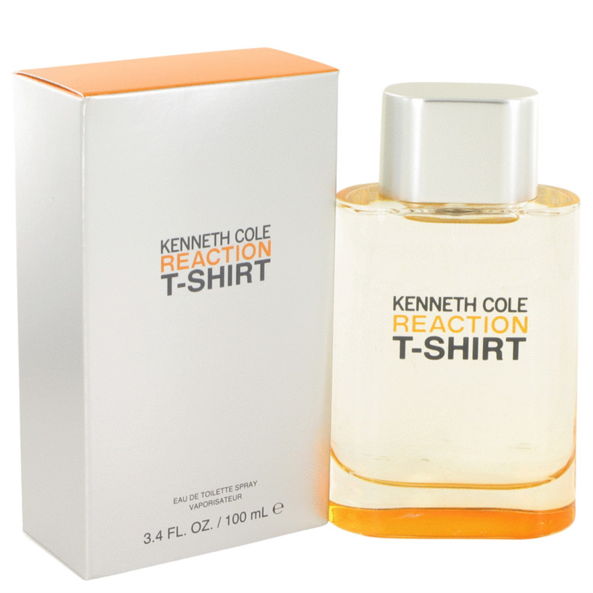 Kenneth Cole Reaction T-Shirt Cologne, 3.4 oz Eau De Toilette Spray - image 1 of 3