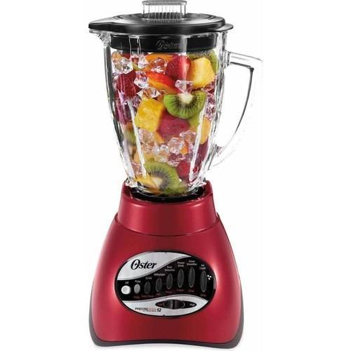 Oster 12-Speed Precise Blend 300 Plus Blender with 3-Cup Food Processor